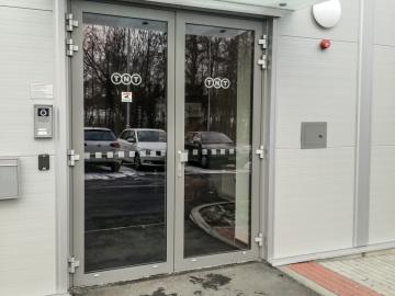 AL dveře Ostrava