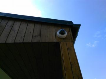 Vila Lanna Praha - IP kamerový systém