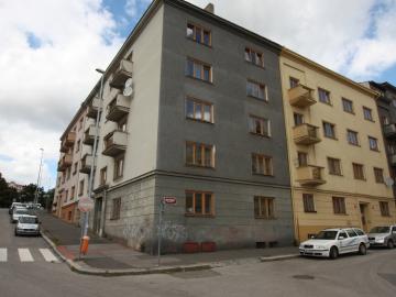 Nad Košinkou, Praha 7