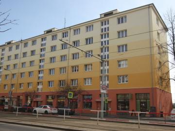 Vršovická, Praha 10