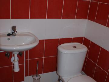 a koupelnou