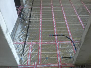 montáž topných kabelů EKOHEAT CAB RD Plzeň