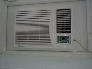 Okenní klimatizace SŠ Havířov