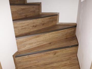 Obklady  schodů
