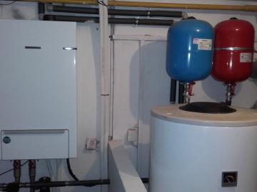 Hydrobox tepelného čerpadla SAMSUNG EHS SPLIT 16 kW